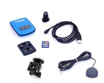 Racelogic VBox Sport Combo Kit with Two Magnetic GPS Antenna and Suction Mount