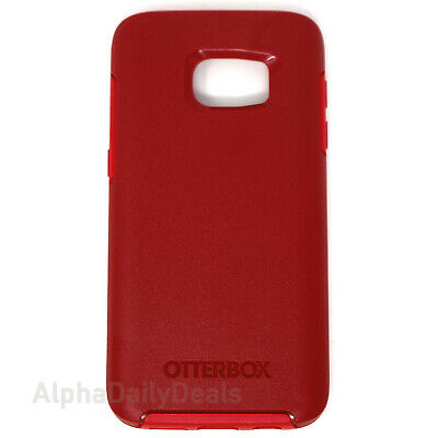 OtterBox SYMMETRY SERIES Case for Samsung Galaxy S7 - Rosso Corsa