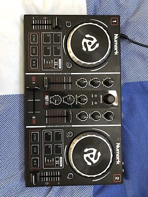 Numark Party Mix DJ Controller with Built-in Light Show - Used - Boxed
