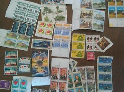 Vintage Mixed Lot Of 60-65 Used US Postage Stamps