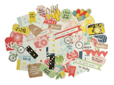 *A&B* KAISERCRAFT Scrapbooking Collectables - Finders Keeper - CT851 - LTD STOCK