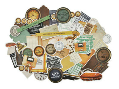 *A&B* KAISERCRAFT Scrapbooking Collectables - Storybook - CT852