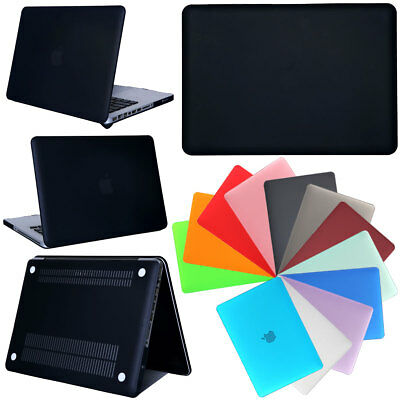 """For Apple Macbook Pro 15.4"""" A1286 Ultra Thin Matte Hard Shell Protective Case"""