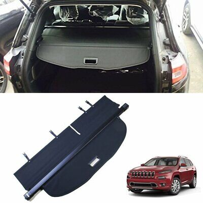 Retractable Luggage Security  Shade Cover Shield for Jeep Cherokee 2014-2018