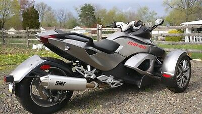2013 Can-Am Spyder  2013 Can Am Spyder SE5, Excellent Conditions, Low Mileage - NO RESERVE -