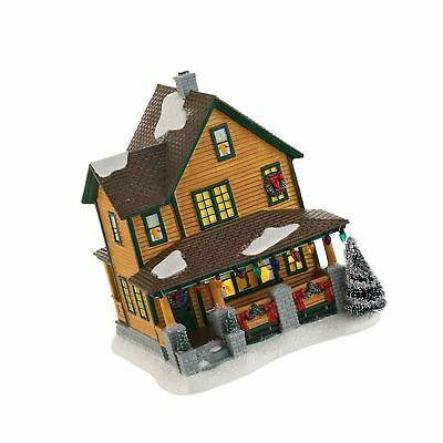 department 56 a christmas story village ralphies backyard shed lit house 465 inch 4033763 - A Christmas Story Village