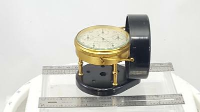 Short & Mason Tycos  Anemometer 6 Dial Wind Air Meter, Antique London.