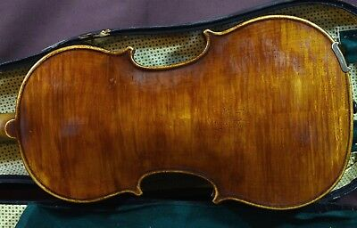 A Beautiful old Violin Augustus Pollastri 1925.