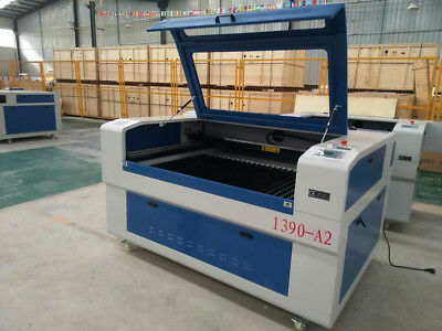100W Reci CO2 Laser Engraving & Cutting Machine with Chiller  1300x900mm