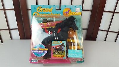 Grand Champions Quarter Horse Stallion Item No. 50010 Stallion Collection Black