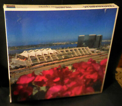Rare Vintage Special interest!San Diego Convention Center Puzzle by Centerabilia