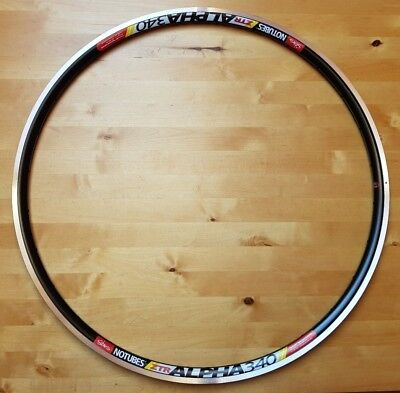 Stan´s Notubes ALPHA ZTR 340 Felge rim cerchio jante TUBELESS-READY CYCLO-CROSS