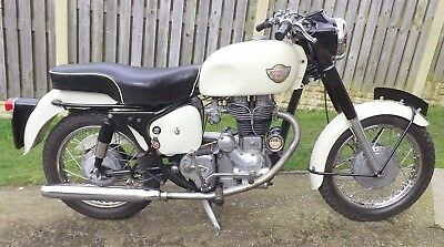 1959 ROYAL ENFIELD 350cc BULLET CLASSIC BRITISH MADE IN REDDITCH NICE BIKE!!