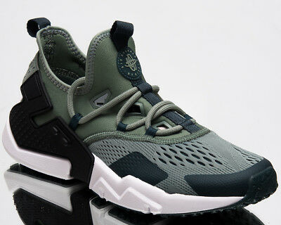 fd8b8c97ab49 Nike Air Huarache Drift Breathe Men New Shoes Mens Clay Green Black AO1133 -300