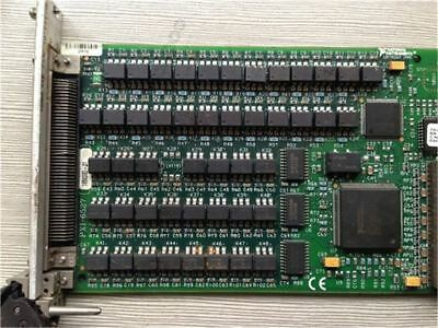 1Pc Used Ni PXI-6527 PXI6527 Data Acquisition Card Daq lu
