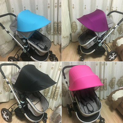 Baby Stroller Sunshield Sun Shade Protection Hood Canopy Stroller Accessories