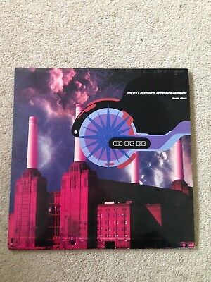 The Orb - The Orb's Adventures Beyond The Ultraworld Vinyl LP - Rare, Original