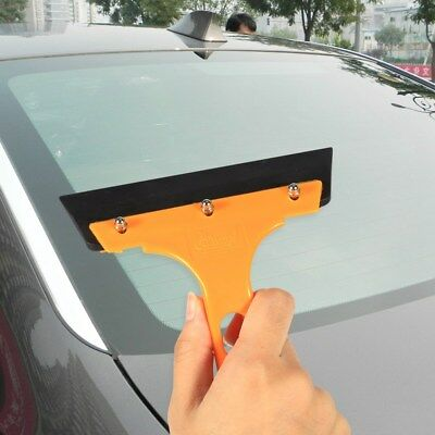 7Pcs Car Auto Window Scraper Wrapping Squeegee Tint Vinyl Film Cleaning Tool Kit