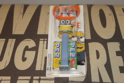 RARE COLLECTABLE PEZ DISPENSER Despicable Me  Minion   UNOPENED NEW