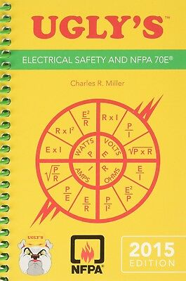 Ugly's Electrical Safety and NFPA 2015 by Jones and Bartlett Learning Staff (201