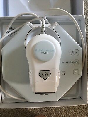 Illuminage Touch Permanent Hair Reduction System Ipl - Special Edition