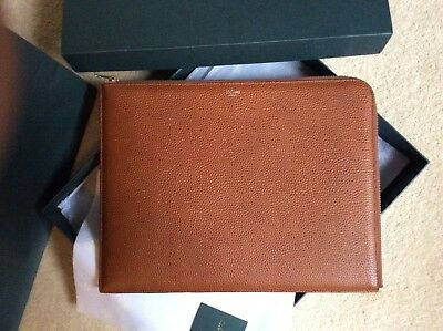 good super cheap 100% high quality MULBERRY TECH POUCH in Oak leather - £100.00   PicClick UK