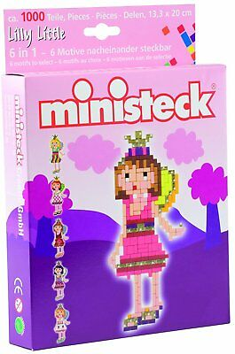 Original Ministeck, Little Lilly, ca. 1000 Teile, Neu+OVP