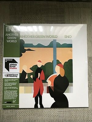 Brian Eno Another Green World Half Speed Mastering 2 Vinyl LP