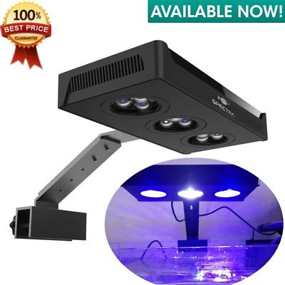 LED Aquarium Light Fish Tank Lighting with Touch Control for Coral Reef BIWU