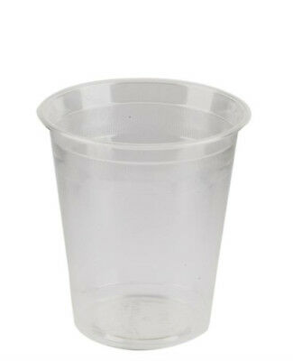 Biodegradable & Compostable 7oz Cold Drinks Cups - Eco Friendly **choose qty**