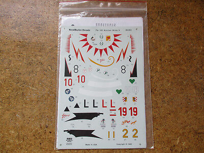"Aero Master Decals 1:48 Nr. 48-061 ""Butcher Birds II"""