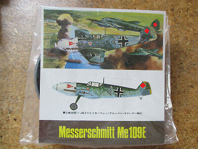 "Nichimo 1:48 Nr. 48007 ""Messerschmitt Bf 10E of Major Helmut Wick"""