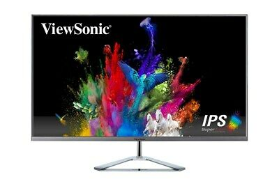 ViewSonic VX3276-2K-mhd 32 inch LED IPS Monitor - 2560 x 1440, 4ms, Speakers