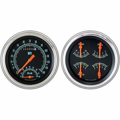 Classic Instruments CH51GS62 G-Stock Series Gauge Package 1951-52 Chevy Car Incl