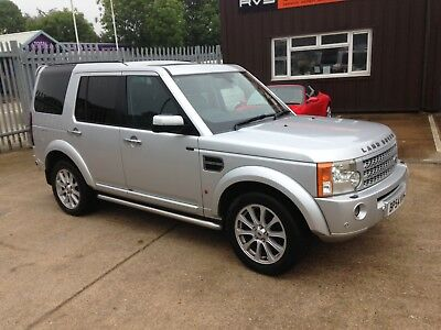 Land Rover Discovery 3 HSE 4.4 V8 New MOT LPG Top spec