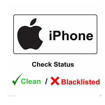 FAST WorldWide Iphone Blacklisted Status Check (All Carrier) AT&T Verizon Sprint