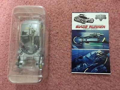 Blade Runner Spinner Concept Car 1/64 Scale 30Th Anniversary New In Box Rare!