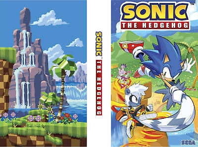 Sonic The Hedgehog #1-4 Collectors Edition Box Set Pre-Order (6/20/18) By Idw!!!