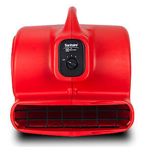 Sanitaire SC6053 Air Mover - Sanitaire SC6053A - Red