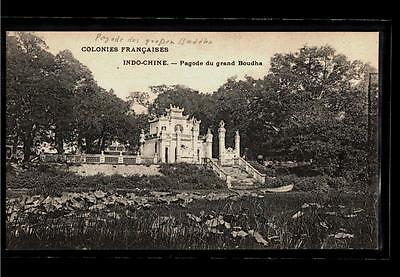 503.753  Colonies Francaises, Indo-Chine, Pagode du grand Boudha