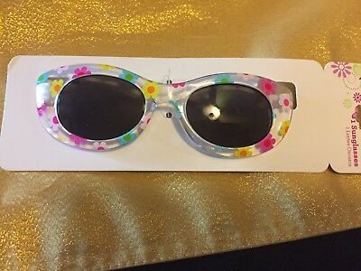 Baby Girl- Toddler Sun Glasses- Floral