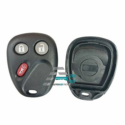 KeylessOption Keyless Entry Remote Control Car Key Fob Replacement for LHJ011