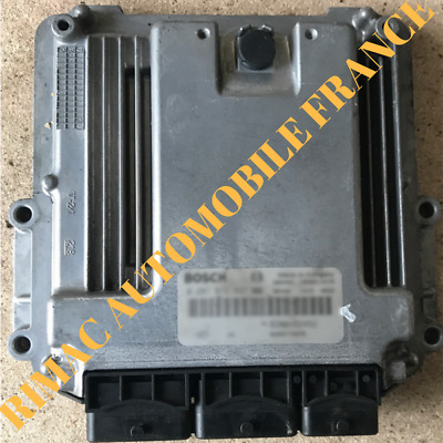 Calculateur Renault Master 3 2.3 Dci Edc17C11 0281017977 237100899R 237101487R