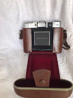 Zeiss Ikon Super Ikonta 534/16 with Case