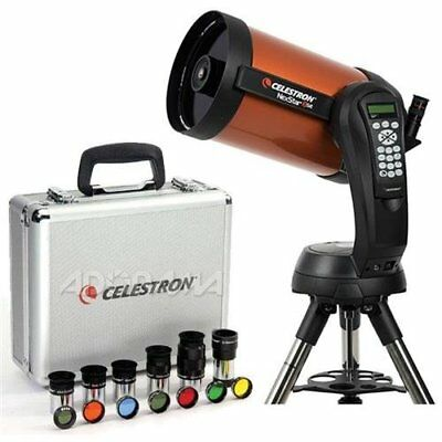 Celestron NexStar 8 SE Computerized Telescope with Deluxe Accessory Kit