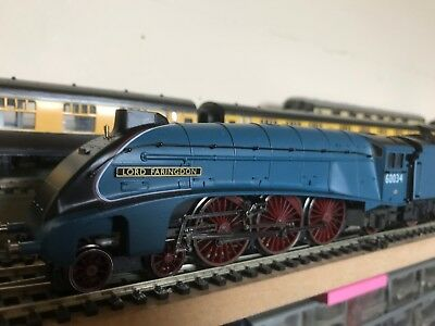 Hornby Oo Mint Br 4-6-2 Loco Class A4 Lord Farindon Lms 60034