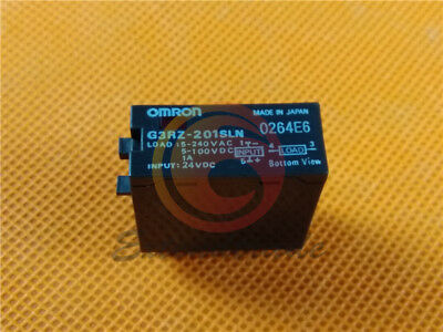 New G3RZ-201SLN 24VDC Omron Solid State Relay