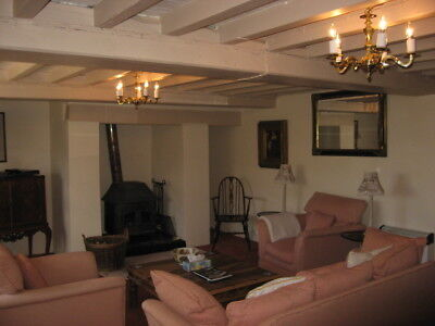 Holiday Cottage  In Shropshire 160 Acres Bordering A Moat 4* Rated So Peaceful