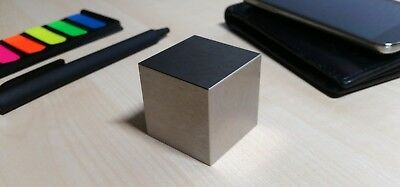 1kg Kilo Tungsten Cube Bar with rounded edges