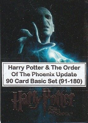 Harry Potter & The Order of Phoenix Neufassung - 90 Karte Basis / Basisset